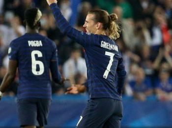 Kualifikasi Piala Dunia: 10 pemain Prancis ditahan oleh Bosnia