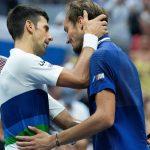 Medvedev Kalahkan Djokovic Untuk Memenangkan Grand Slam Pertamanya
