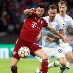 Bayern Munich singkirkan Dynamo Kyiv 5-0, saat Lewandowski mencetak dua gol
